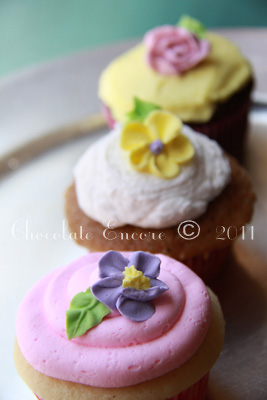 Cupcakes Make Great Favors!